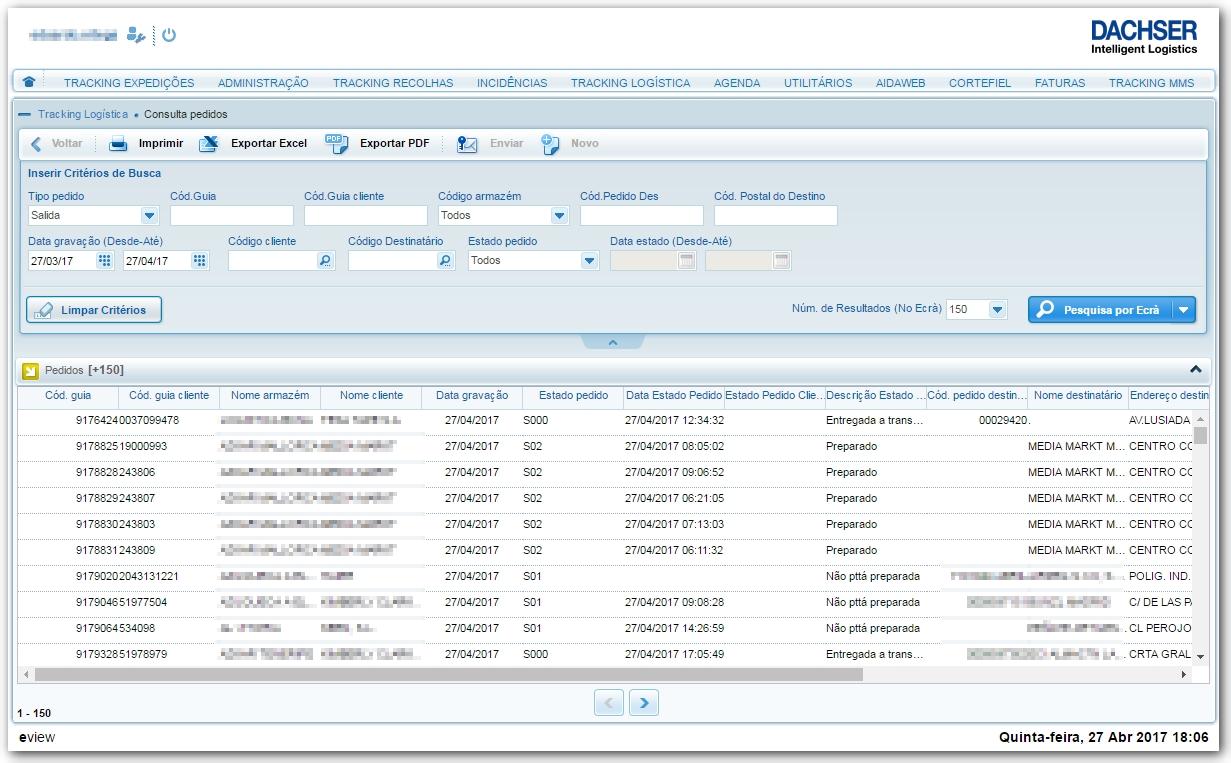 """O sinal """"+"""" do contador de resultados indica que há mais páginas e que o  usuário pode aceder ás mesmas clicando nos botões de paginação. 3d17a04a2d"""